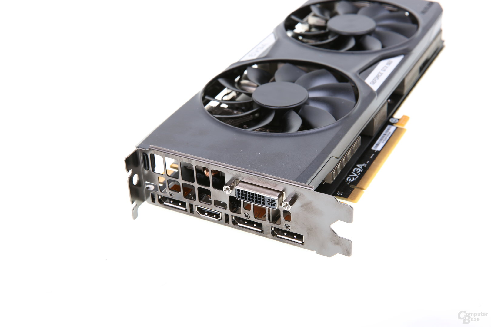 EVGA GeForce GTX 960 SuperSC - Anschlüsse