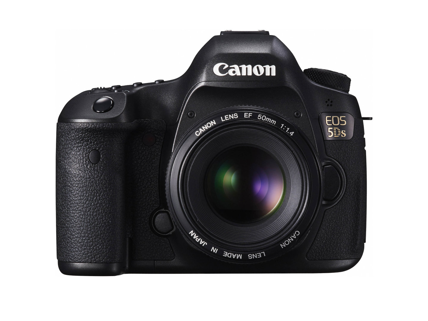 Canon EOS 5DS – Front