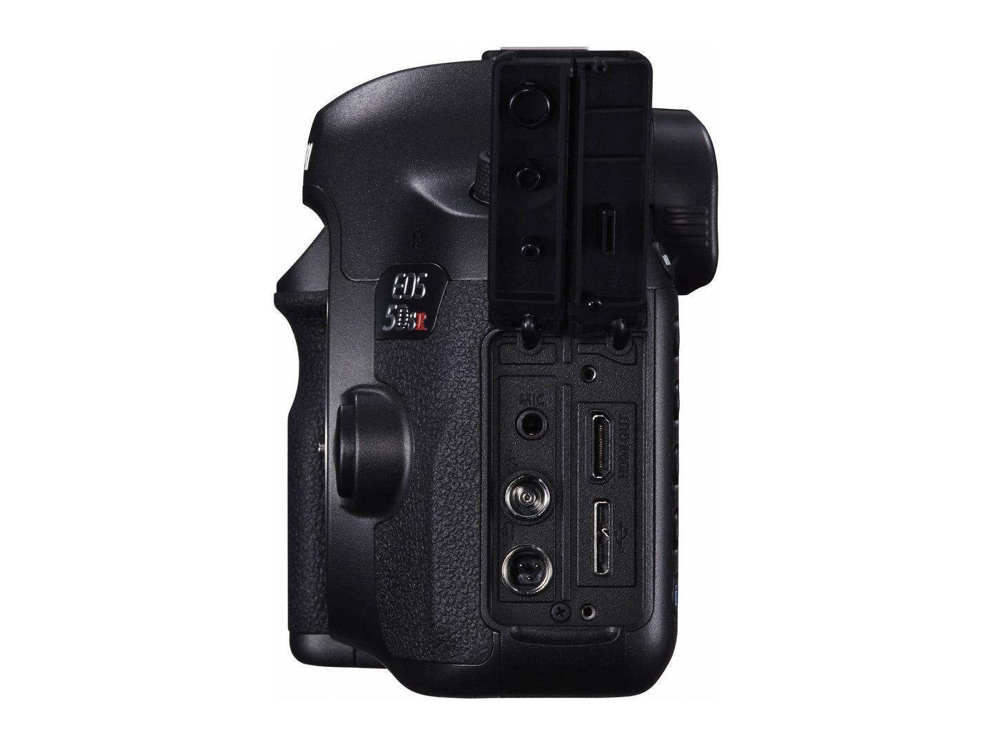Canon EOS 5DS R – Seitenansicht