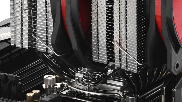 Deepcool Assassin II: Twin-Tower-Kühler mit asymmetrischer Struktur