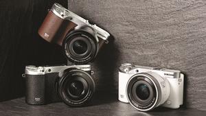 Systemkameras: Samsung NX500 und Olympus OM-D E-M5 Mark II