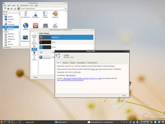 LXQt 0.9