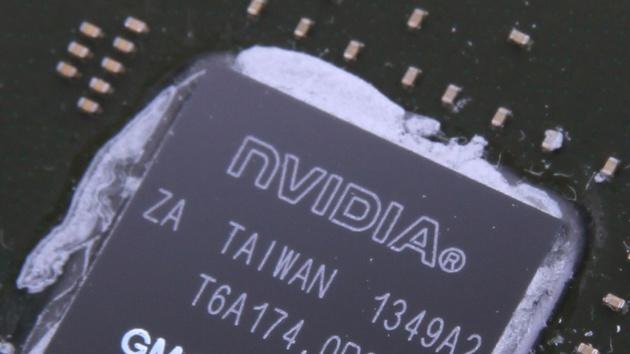 Quartalszahlen: Nvidia schließt Geschäftsjahr mit Rekordumsatz