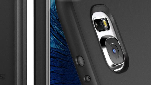 Samsung Galaxy S6: 20 Megapixel im Metallgehäuse mit 3-Seiten-Display