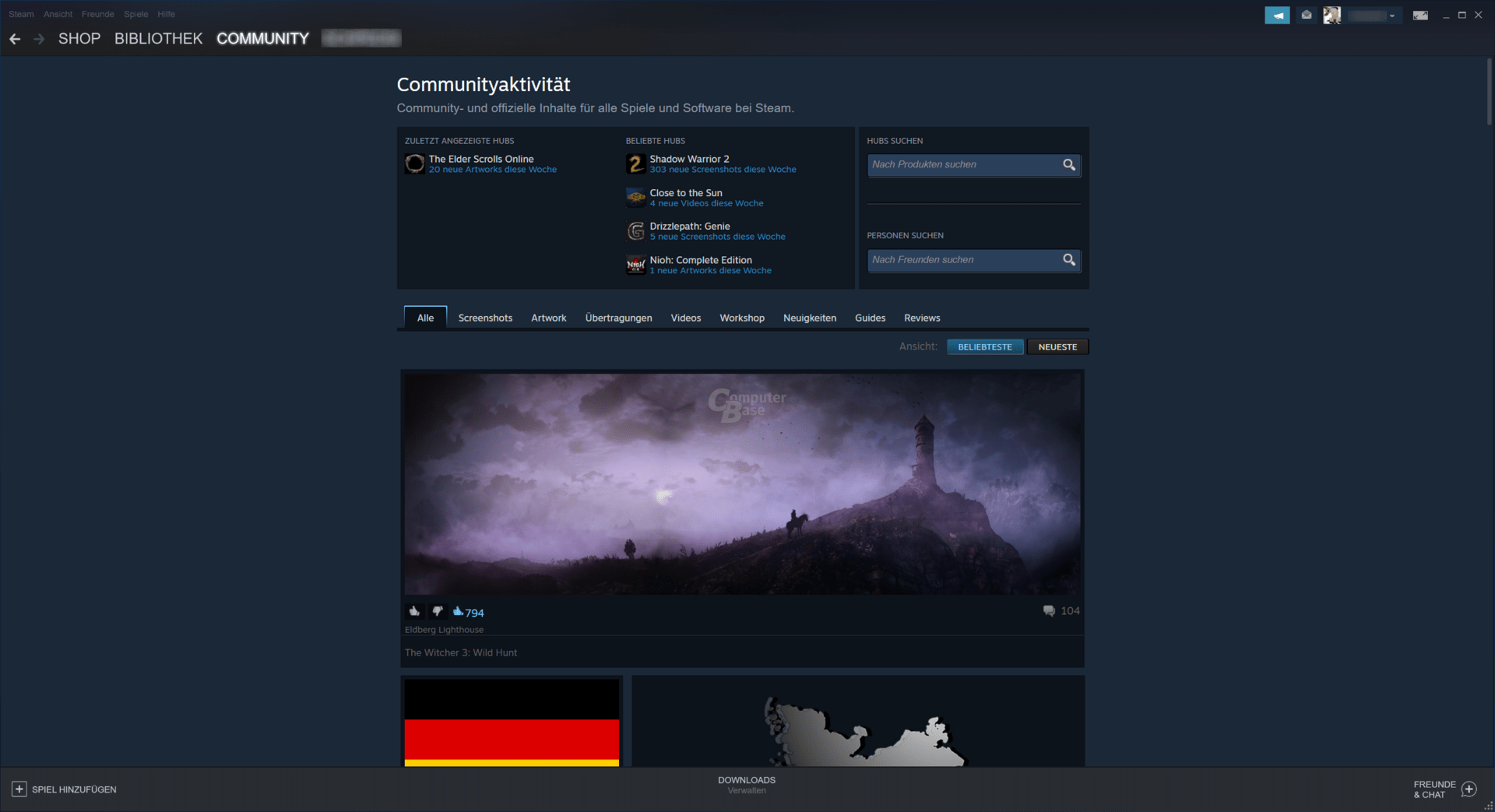 Steam – Community