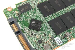 Crucial BX100 mit Controller von Silicon Motion