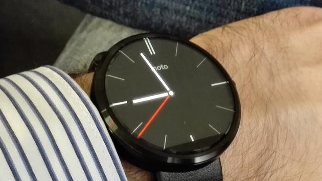 Smartwatches 2014: Uhren mit Android Wear nur 720.000 Mal verkauft