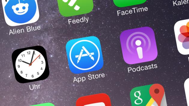 App Store: iOS-Apps dürfen jetzt bis zu vier Gigabyte groß sein