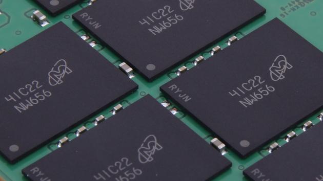 NAND-Flash: Micron wird fester Speicherlieferant für Seagate