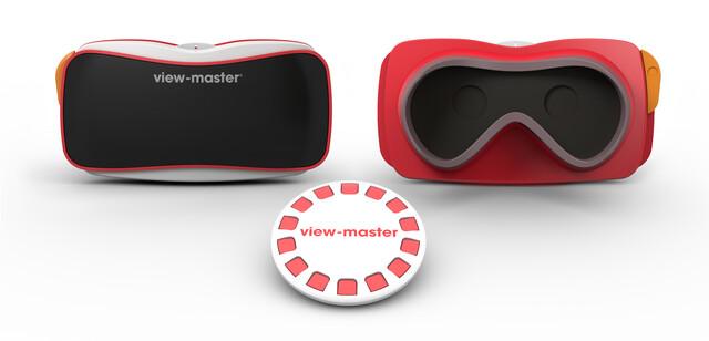 Neuer View-Master von Mattel und Google