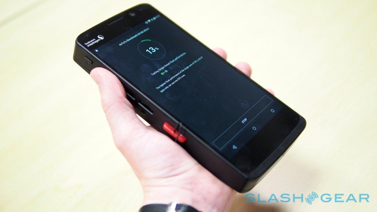 Snapdragon 810 im Referenz-Smartphone
