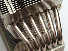 Prolimatech Megahalems – Saubere Verarbeitung des Kühlers