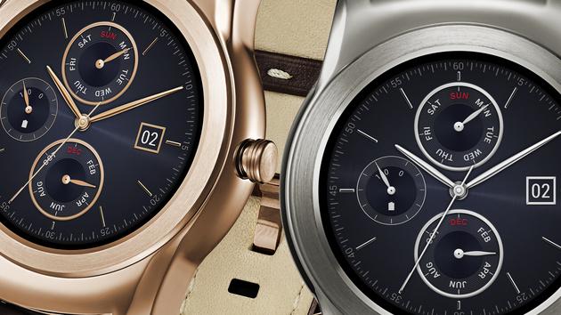 LG Watch Urbane: Luxus-Smartwatch mit Android Wear statt webOS
