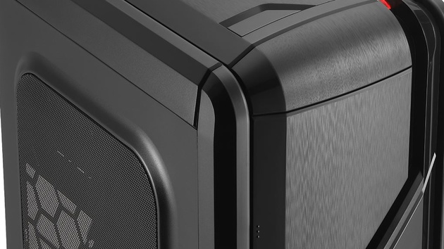 Aerocool: Desktop-Cube GT-RS mit zwei Kammern