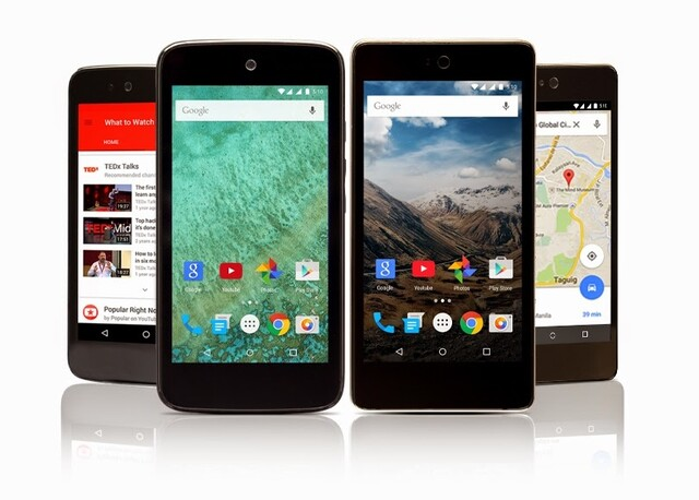 Android One startet auf den Philippinen