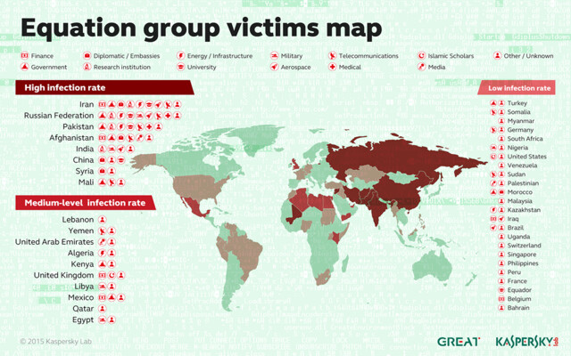 Victims Map