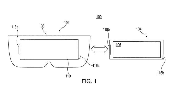 VR-Brille von Apple