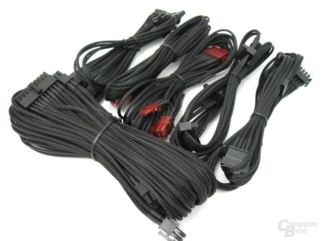 Enermax Digifanless 550W – Kabel