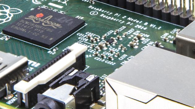 Einplatinencomputer: Mit dem Raspberry Pi2 fallen die ersten 5Millionen