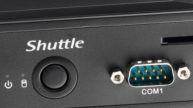 Shuttle DS57U: Lüfterloser Slim-PC mit Intel Broadwell-Celeron
