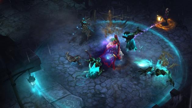 Diablo 3: Mikrotransaktionen für asiatische Server