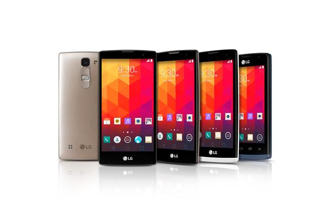 LGs neue Mittelklasse