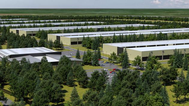 iCloud: Apple baut zwei erste Rechenzentren in Europa