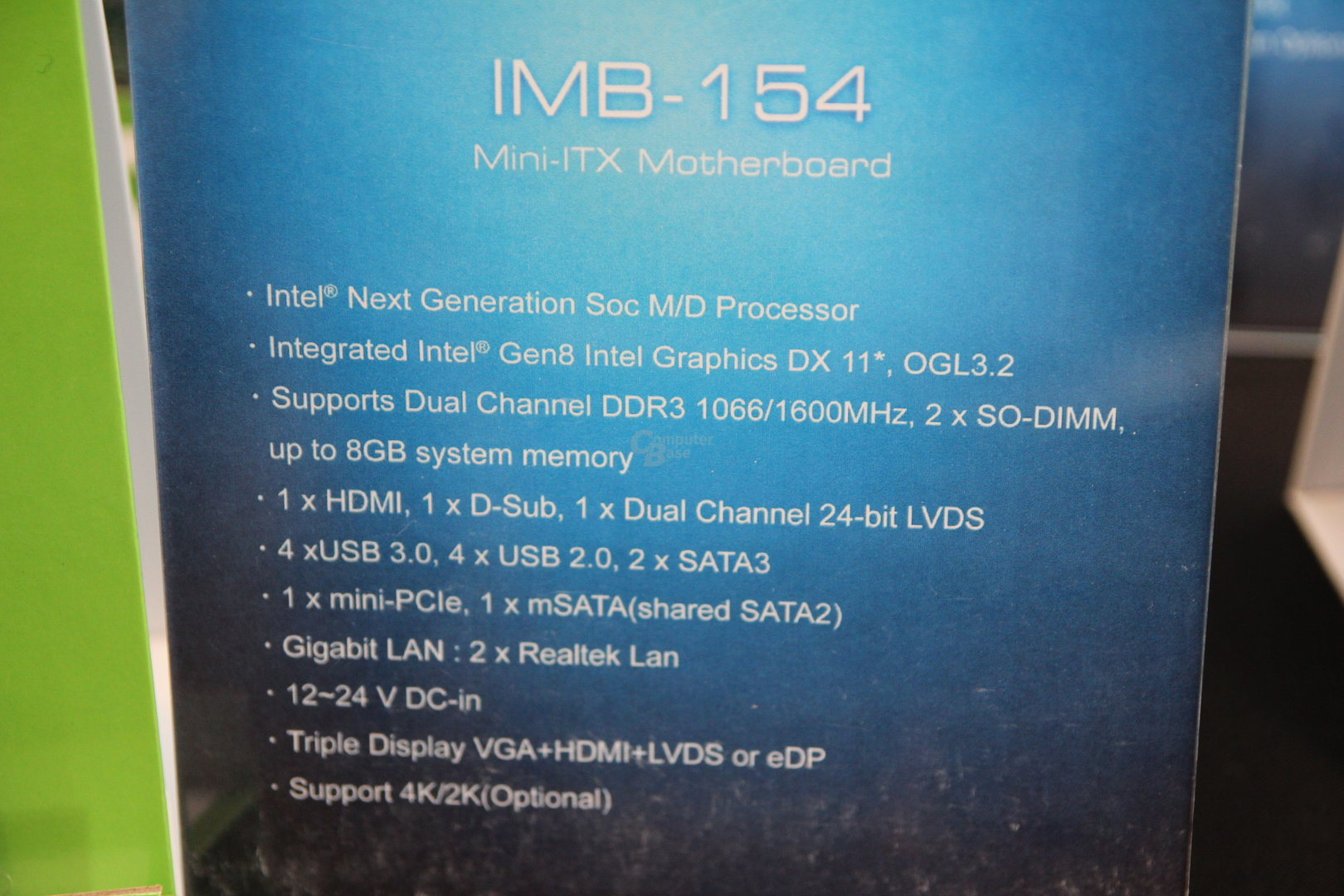 Intel-Braswell-Mainboard