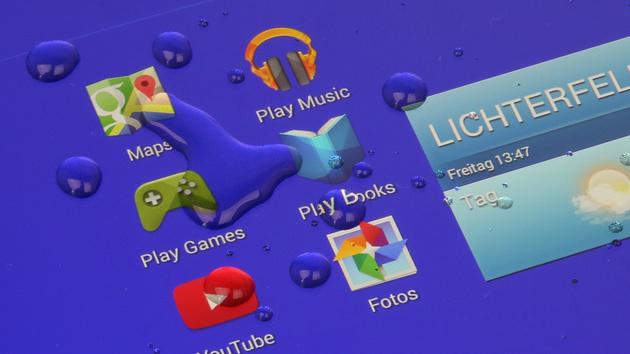 Sony Xperia: Das Tablet soll beim Z4 den Anfang machen