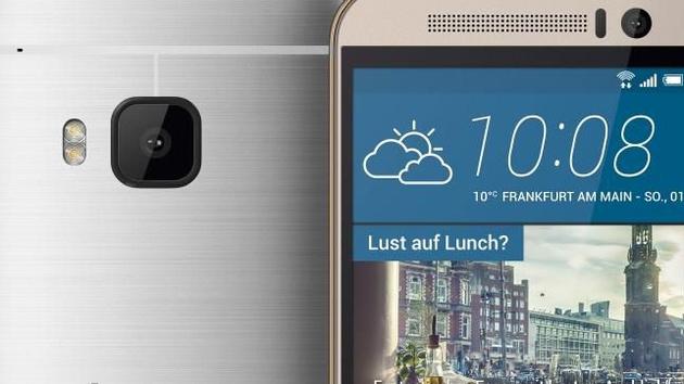 HTC One M9/M7: Produktvideos für das eine, Lollipop für das andere