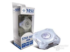 Star-Hub als Geschenk