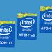 Intel: Atom-Prozessoren erhalten einfachere Namen
