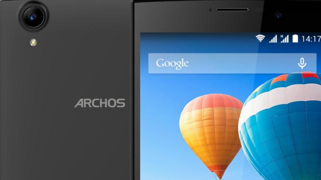 Archos: Einsteiger-Phablets zum günstigen Preis
