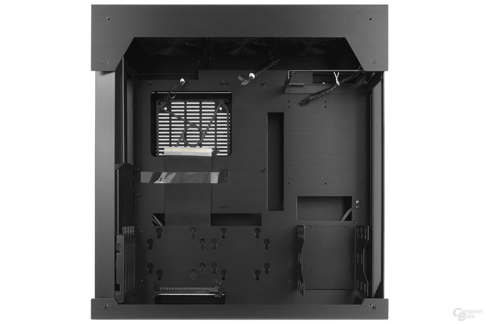 Lian Li PC-O6S – Innenraumansicht