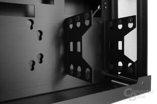 """Lian Li PC-O6S – 5,25""""-Festplattenkäfig"""