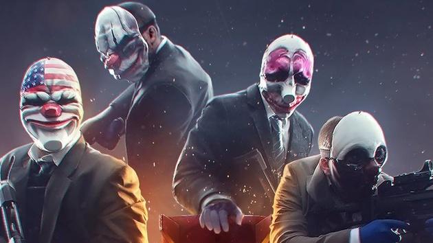 Payday 2: Als Crimewave Edition auf Xbox One und PS4