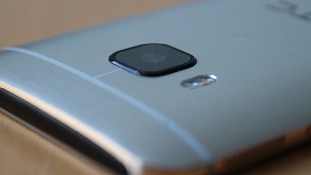 HTC One M9: Die sanfte Evolution des Top-Smartphones im Alu-Unibody