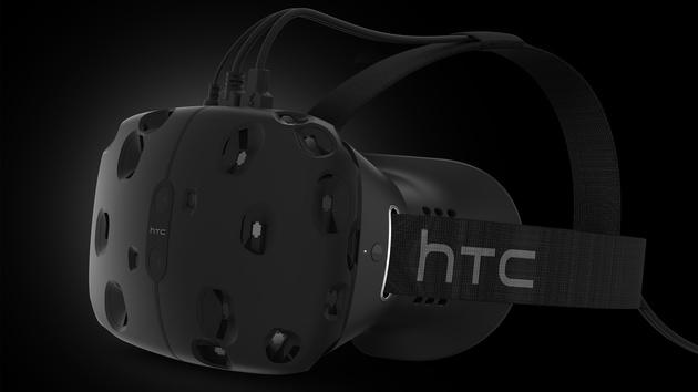 VR-Brille Vive: HTC und Valve kooperieren bei Virtual Reality
