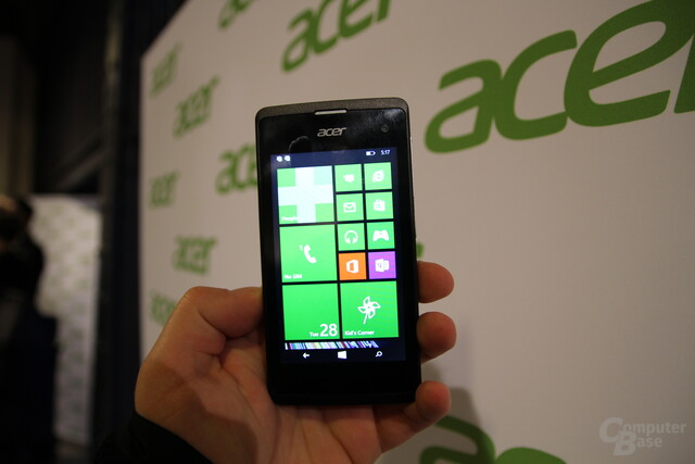 Acer Liquid M220 Plus ausprobiert