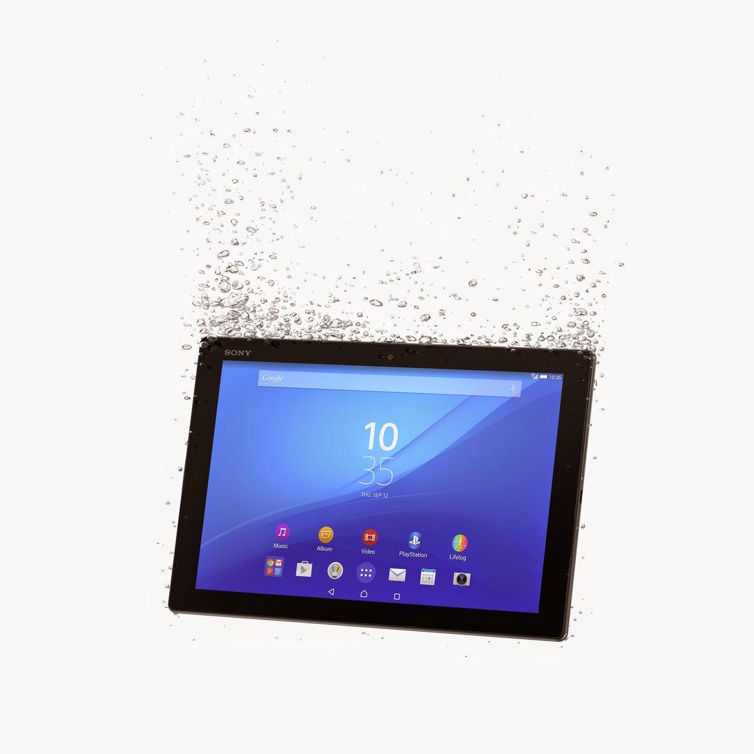 Sony Xperia Z4 Tablet vorgestellt