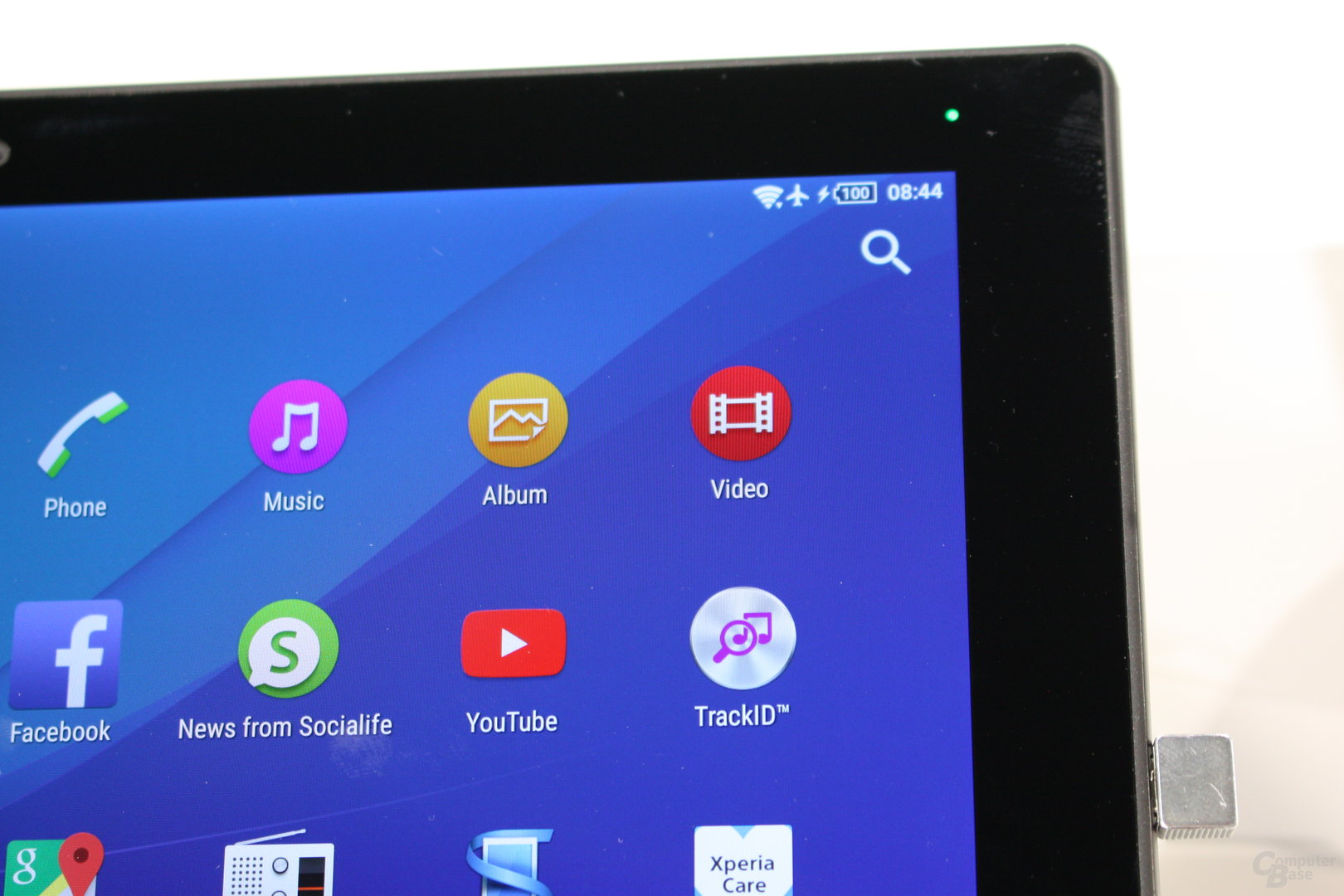 Sony Xperia Z4 Tablet ausprobiert