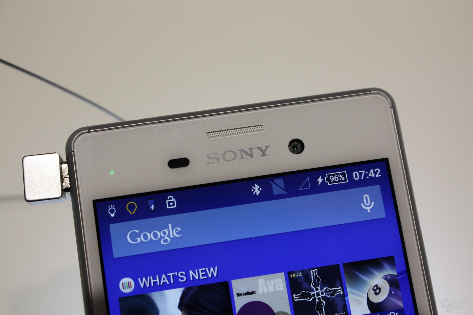 Sony Xperia M4 Aqua ausprobiert