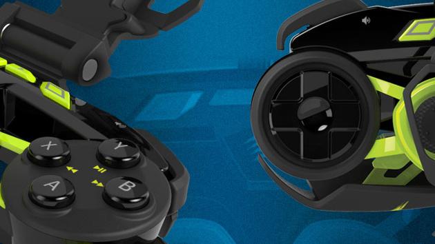 Mad Catz Lynx 3: Klappbarer Smartphone-Controller für 77 Euro