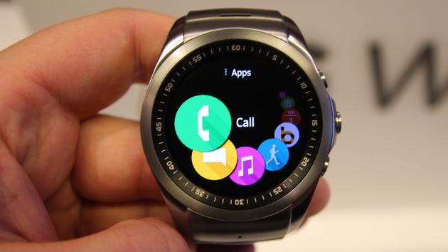 LTE-Smartwatch: LG kann webOS-Uhren auch ohne Audi bauen