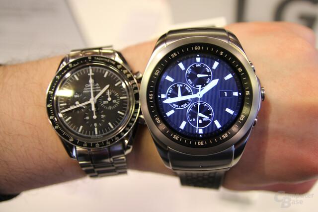 LG Watch Urbane LTE ausprobiert