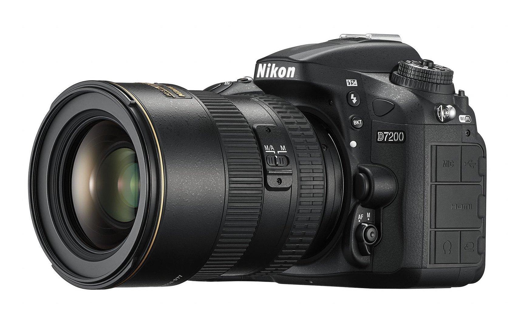 Nikon D7200 – AF-S DX Zoom-Nikkor 17–55 mm 1:2,8G IF-ED