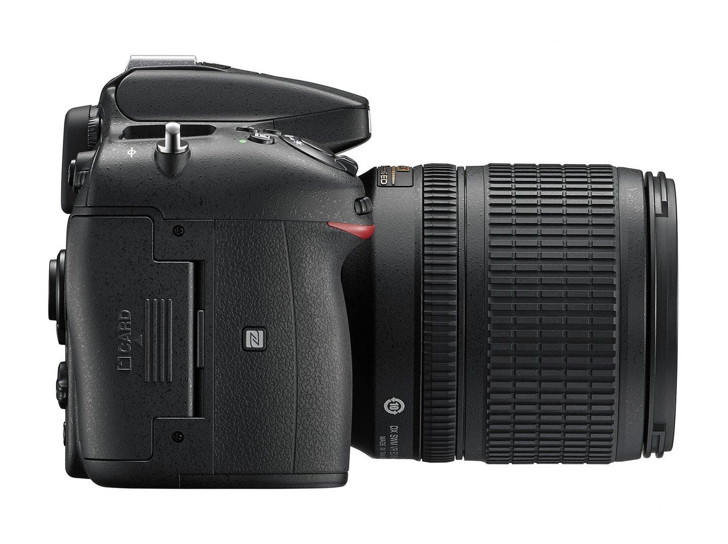 Nikon D7200 – AF-S DX NIKKOR 18–105 mm 1:3,5–5,6G ED VR