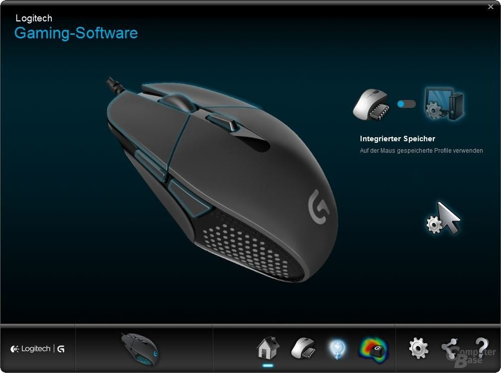 Logitech Gaming Software v.8.57.145
