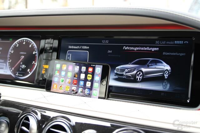 Mercedes-Benz Comand Online NTG 5 von Harman