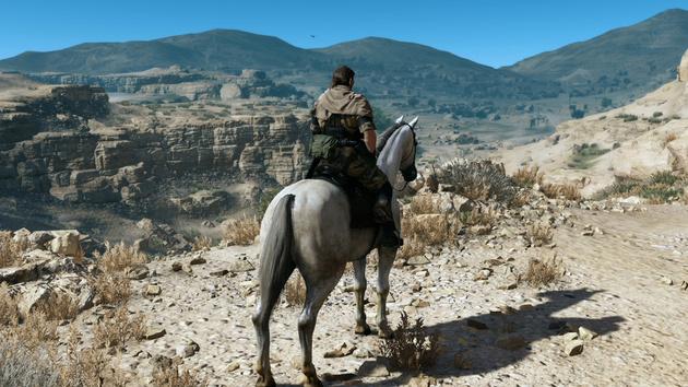 Metal Gear Solid V: The Phantom Pain erscheint im September